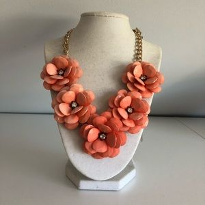 Baublebar flower statement necklace